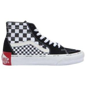VansSK8-Hi Mixed Check 女鞋