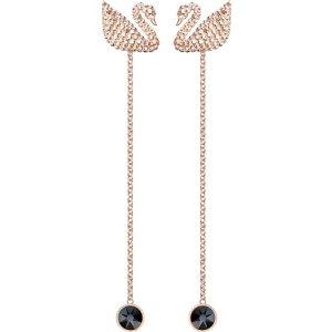 Swarovski  'Iconic Swan' 天鹅耳环