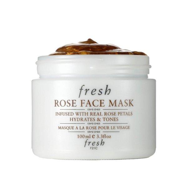 Rose Face Mask 玫瑰面膜
