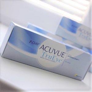 Acuvue TruEye 日抛隐形眼镜 30片入