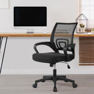 最高立减€130 还有按摩功能Cdiscount 办公椅大促 打造舒适办公环境 久坐也不再废腰