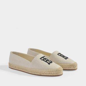 Burberry渔夫鞋