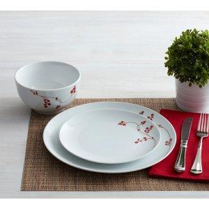 Mikasa餐具12件套