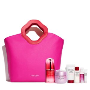 Shiseido价值$290美白套装