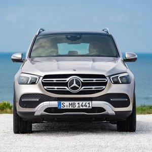 科技更强 造型更润2019 Mercedes Benz GLE 中型SUV
