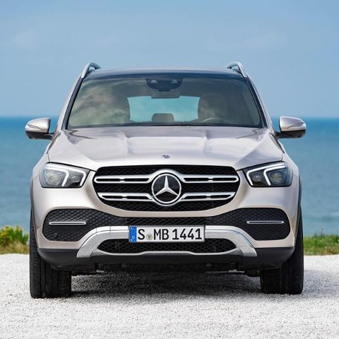 科技更强 造型更润2020 Mercedes Benz GLE 中型SUV