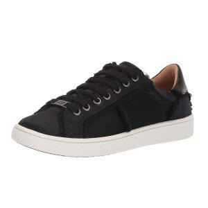 $20.1UGG 女士黑色休闲鞋热卖 6码