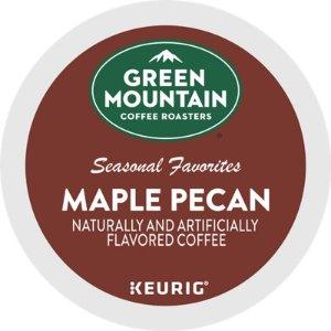 Green Mountain Coffee枫叶核桃味咖啡胶囊 24个
