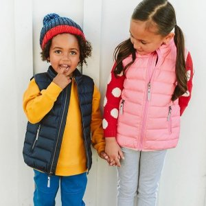 5折+包邮比黑五低:Hanna Andersson 儿童秋冬服饰热卖 半价收羽绒服