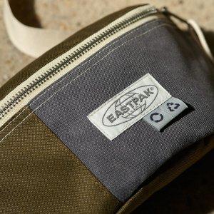 低至6.5折 $49起收Eastpak 日常必备双肩包热卖 军用级面料 专利减重肩带