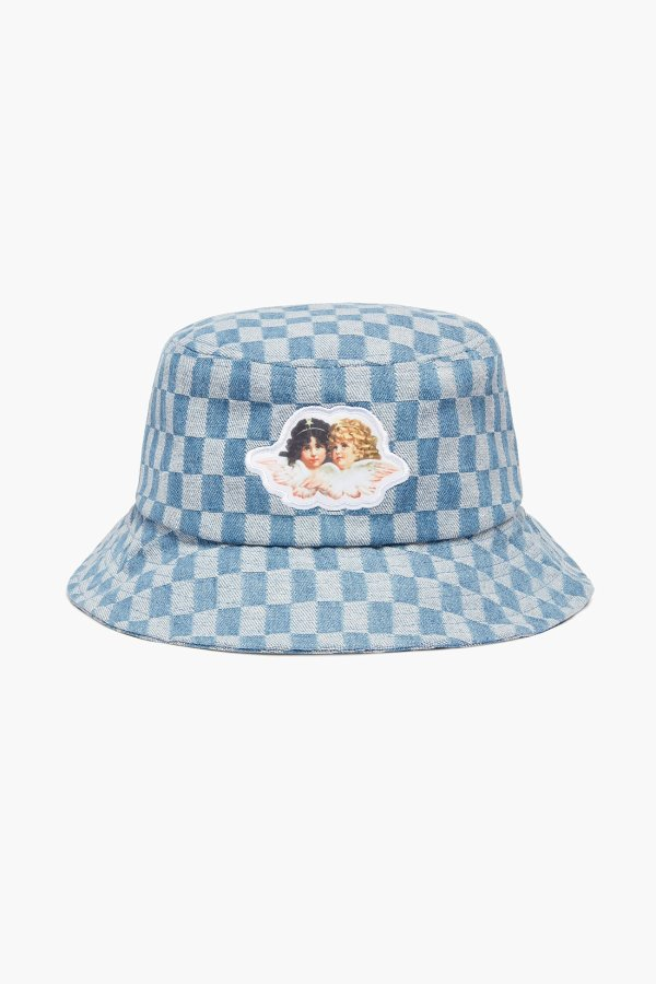 小天使渔夫帽