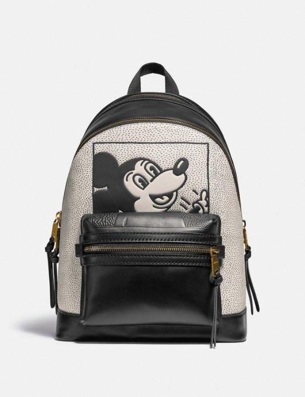 Disney Mickey Mouse X Keith Haring 双肩包