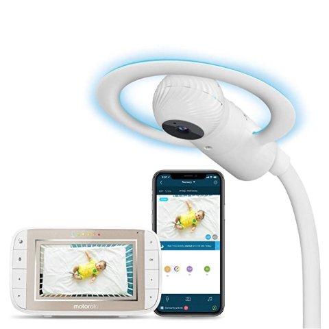 Motorola Halo+ Video Baby Monitor