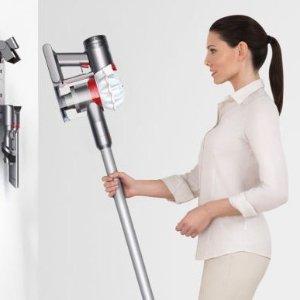 $359(原价$499)+回国退税 强劲持续的吸力史低价:Dyson V7 Cord-free 无绳家用手持式吸尘器