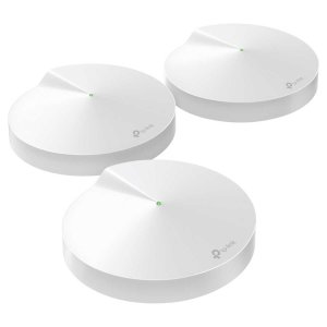 TP-Link Deco M9 Plus Tri-Band Wi-Fi System 3-Pack