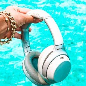 $339 (原价$500) +回国可退税SONY WH1000XM3 智能降噪无线蓝牙耳机 全新两色可选