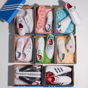 4.5折起+满£100额外8折超实用百搭小白鞋专场来啦  Nike、adidas热门款大合集