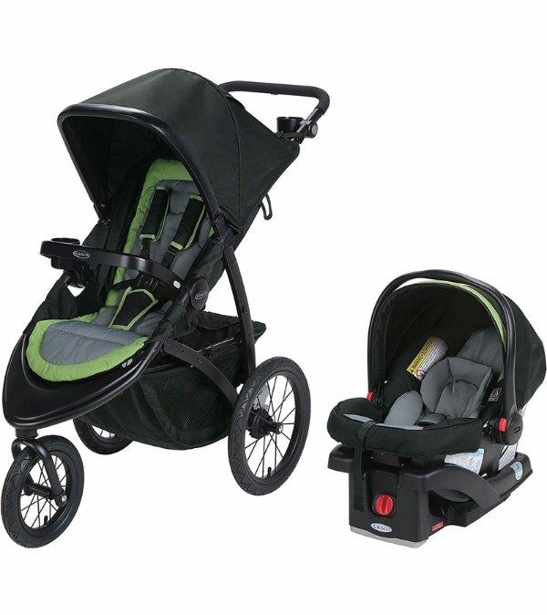 RoadMaster 运动型儿童推车+安全座椅