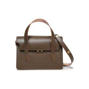MarniLeather shoulder bag