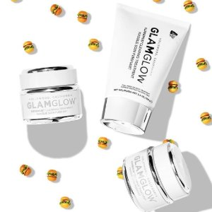 Free Full-Size Flashmud Brightening Treatmentwith Supermud Clearing Treatment Purchase @ Glamglow
