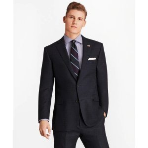 Brooks BrothersRegent Fit Two-Button 1818 Suit   Brooks Brothers