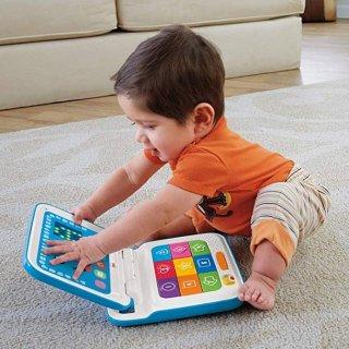 $14.99(原价$23.58)Fisher-Price 儿童早教学习机,让宝宝手脑一起动起来