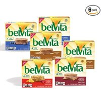 Belvita 早餐酥脆饼干 多种口味 30块装