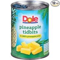 dole 菠萝罐头 20Oz. 12罐装