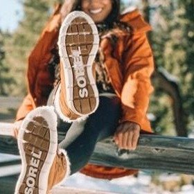 Up to 50% Off Select Footwear @ Sorel