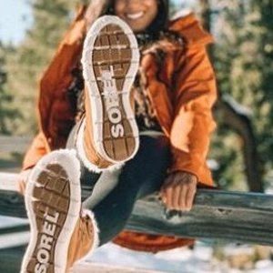 低至5折Sorel 雪地靴促销 踩雪标配
