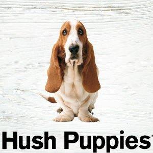 低至1.6折 真皮长靴$73新年礼物:Hush Puppies 舒适鞋履 迷彩靴$34 真皮乐福鞋$36