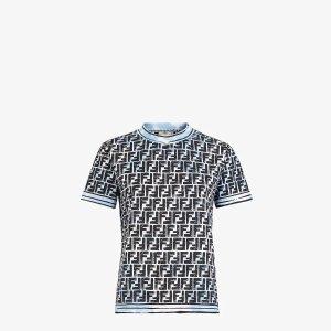 FendiLogo T恤