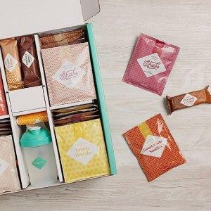 代餐6.4折+套盒折上9.5折+Amazon礼卡独家:Exante 7月优惠来啦 保持身材从合理饮食开始