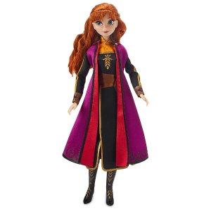 DisneyNewAnna Singing Doll – Frozen II – 11'' | shopDisney