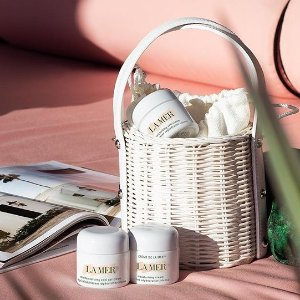 GWP(worth over $214)for $300+ purchase @ La Mer