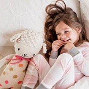 低至2折Burts Bees Baby 儿童有机棉服饰促销区特卖