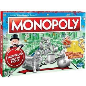 低至4折 收大富翁、Lego等Cdiscount 精选益智类游戏热卖 在家不无聊 全家一起玩