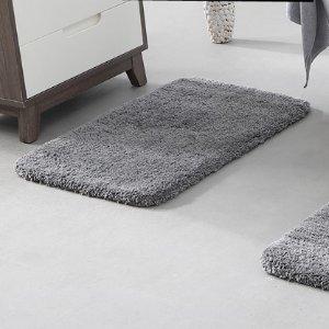 GENTSING 超厚蓬松浴室地毯 24x16