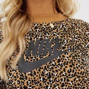 $35起+包邮上新:Nike 女款豹纹、斑马纹等时尚动物纹路元素鞋服
