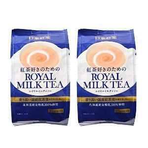 平均€0.87/包Nitto Kocha 日东红茶牌皇家奶茶 20包