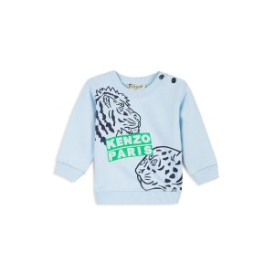 7562fab4 KenzoBoys' Tiger and Friend Graphic Sweatshirt - Baby. $60.20 $86.00. Kenzo  Boys' ...
