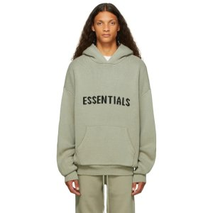 EssentialsKhaki Knit 卫衣