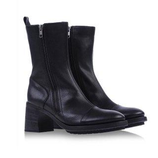 低至4折+新人8.5折 黑是一种态度Ann Demeulemeester 暗黑靴子热卖,仙女必入的骑士靴