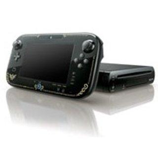 Nintendo Wii U 32GB - Legend of Zelda Black (GameStop Premium Refurbished)