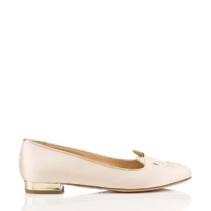Charlotte Olympia Scarpe Flat Eleganti da Donna | Charlotte Olympia - KITTY FLATS