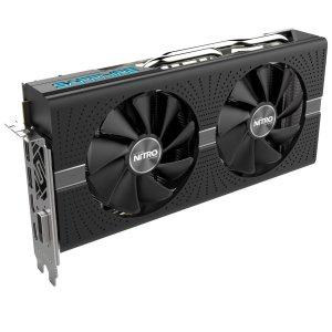 $199.99 再送AMD 50周年游戏两款Sapphire Radeon NITRO+ RX 580 8GB 显卡