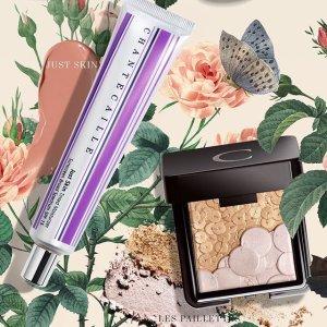 低至8折24S 美妆护肤折扣区热卖 收紫管隔离、未来肌肤粉霜
