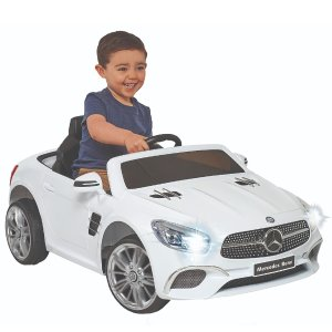 Save Up to 50%Kids Battery-Powered Ride On Toys