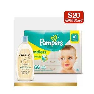 满百送$20礼卡 奶粉送$10Target 精选婴幼儿用品热卖,玩具最高立减$25