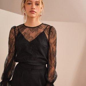 低至5折 + 额外8折Keepsake 精选女装热卖 收精美仙女裙